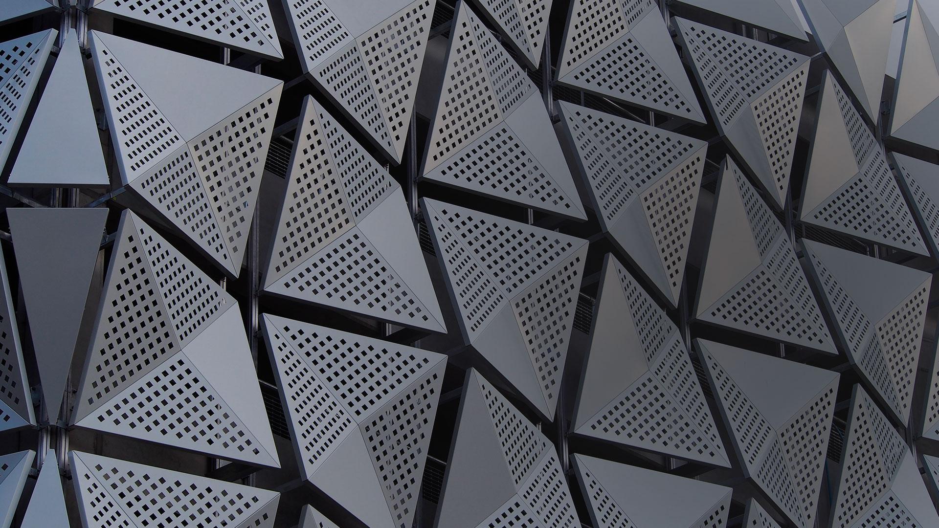 Fachadas ACM Composite Revest